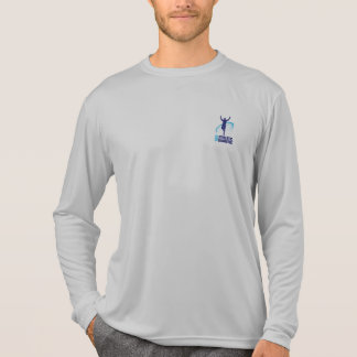 Moisture-Wicking Athletic Diabetic Shirt