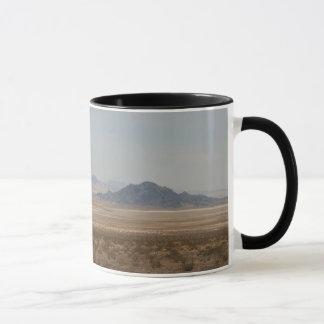 Mojave desert mug