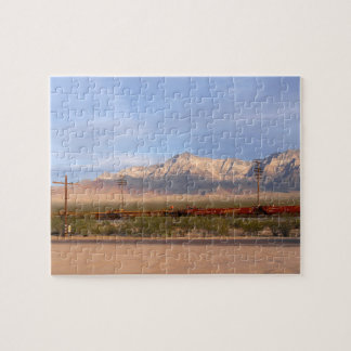 Mojave National Preserve California Jigsaw Puzzle