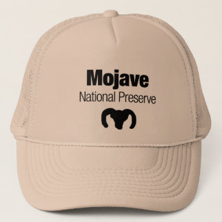 Mojave National Preserve Trucker Hat