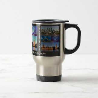 mojisola a GBADAMOSI  LONDON Travel Mug