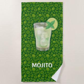 Mojito Beach Towel