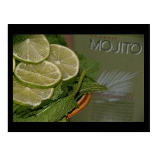 Mojito Postcard