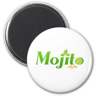 Mojito Style Magnet