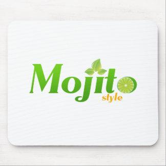 Mojito Style Mouse Pad