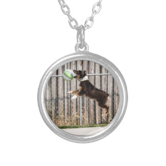 Mojo in Motion Silver Plated Necklace