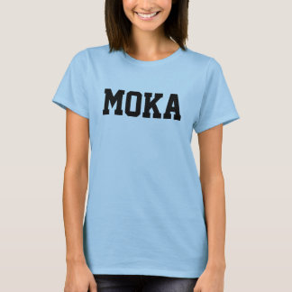 Moka Named T-shirt