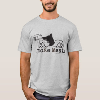 _moKe Meats T-shirt - Customized