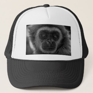 mokey trucker hat