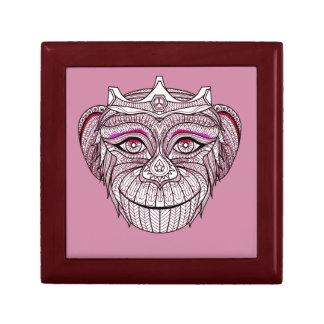 Mokey's Head 1 Gift Box