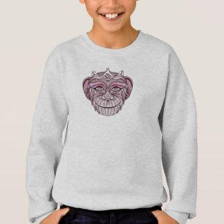 Mokey's Head 1 Sweatshirt