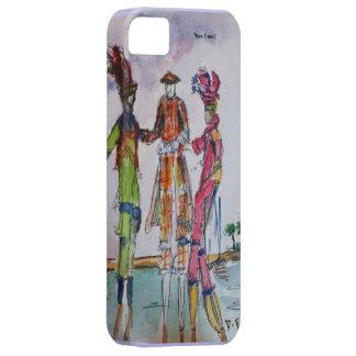 Moko Jumbies II iPhone 5 Cases