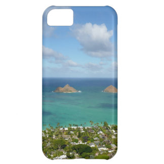 Moks off the shore of Lanikai iPhone 5C Covers