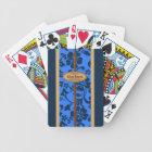 Mokuleia Surfboard Customizable Playing Cards