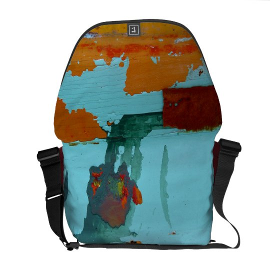 Mola Boat II Courier Bag