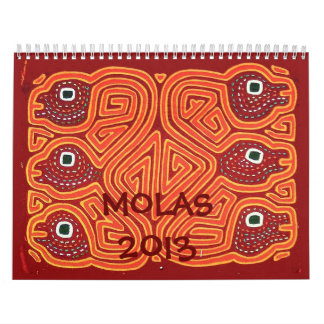 MOLAS 2013 WALL CALENDARS