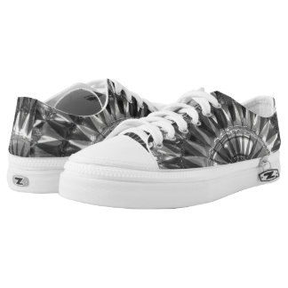 Molded Glass Low-top Sneakers