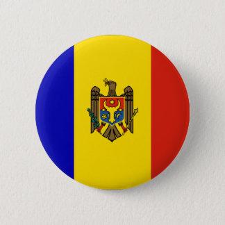 Moldova 2 Inch Round Button