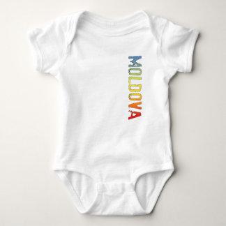 Moldova Baby Bodysuit