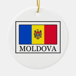 Moldova Ceramic Ornament