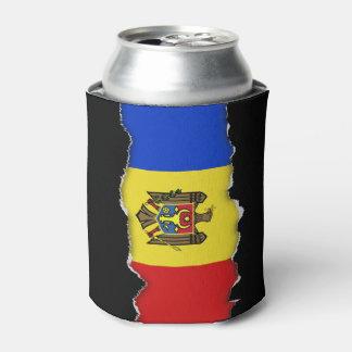 Moldova Flag Can Cooler