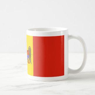 Moldova Flag Coffee Mug