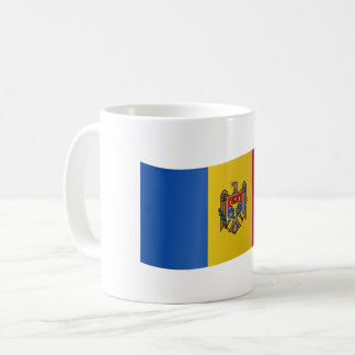 Moldova Flag Coffee Mug