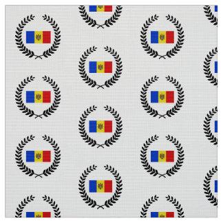 Moldova Flag Fabric