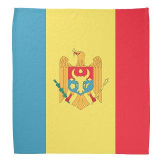 Moldova Flag Head Kerchief