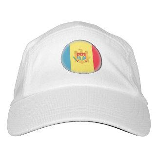 Moldova Flag Headsweats Hat