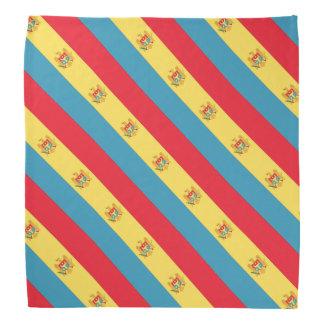 Moldova Flag Kerchiefs