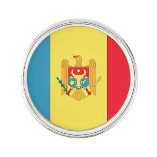 Moldova Flag Lapel Pin