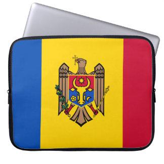 Moldova Flag Laptop Sleeve