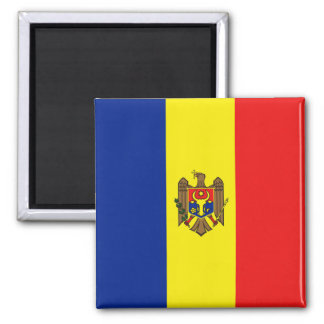 Moldova Flag Magnet