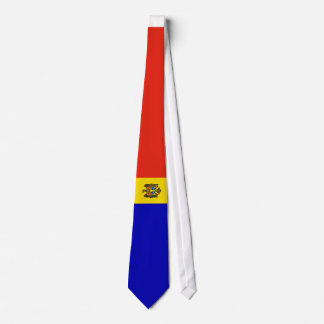 Moldova Flag Tie