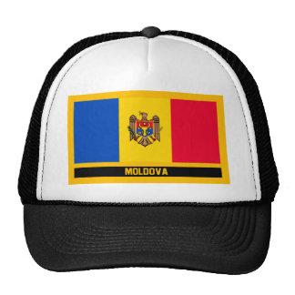 Moldova Flag Trucker Hat