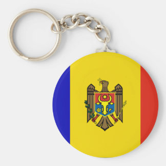 moldova keychain