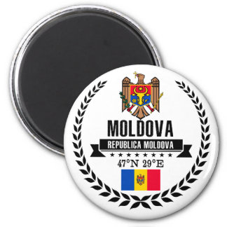 Moldova Magnet