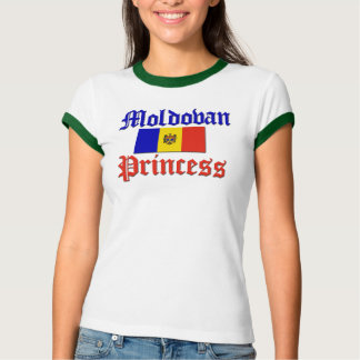 Moldova Princess T-Shirt