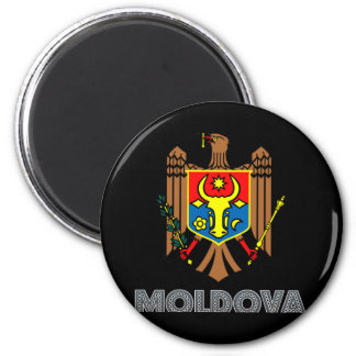 Moldovan Emblem Magnet