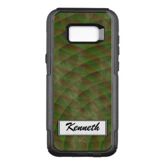 Moldy Interference by Kenneth Yoncich OtterBox Commuter Samsung Galaxy S8+ Case