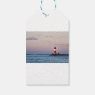 Mole in Warnemuende Gift Tags