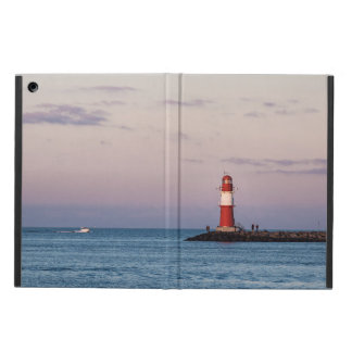 Mole in Warnemuende iPad Air Case