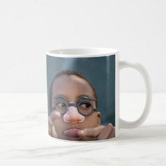 mole squared coffee mug