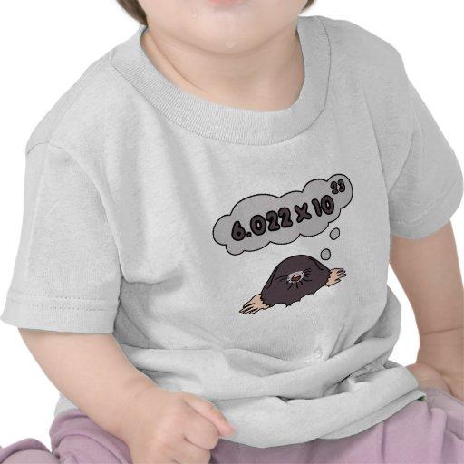 Mole Tee Shirt
