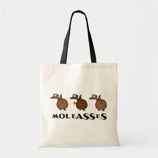 Moleasses Tote Bag