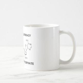Molecular Currency Adenosine Triphosphate Coffee Mug