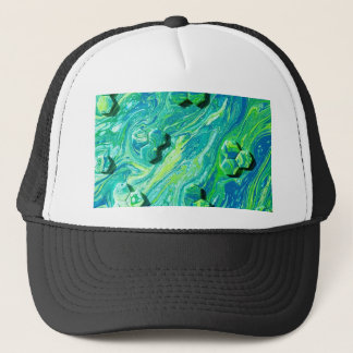 Molecules At Play Trucker Hat