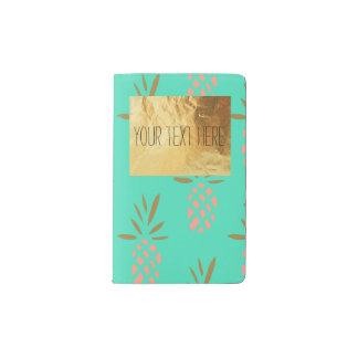 Moleskine Pineapple Journal