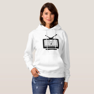 Moletom Arch Search TV Hoodie